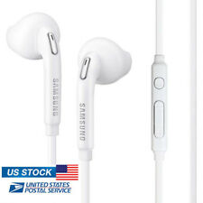 Original Samsung Earphones Galaxy S6 S7 Edge Note 5 Headset Earbuds with Mic