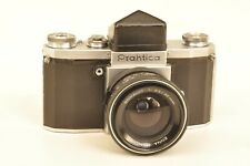 Praktica FX mit Enna Ennalyt 3,5 / 35mm / SLR VEB frühe Version
