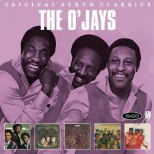THE O'JAYS - ORIGINAL ALBUM CLASSICS 5 CD NEUF
