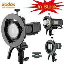 Godox S2 Bowens Mount S-type Holder Bracket for Godox V1 AD200 AD400Pro Flash