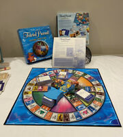 Trivial Pursuit Globetrotter Edition Complete Board Game