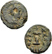 Byzanz Justinianus I Æ Decanummium Nicomedia 558/559 Kreuz Nikomedia Sear 205