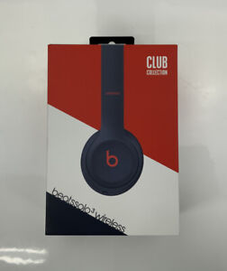 Beats Solo3 Wireless Headphones Club Navy