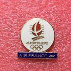 Pins J.O. ALBERTVILLE 92 Sponsor AIR FRANCE Jeux Olympique Olympic Games