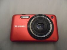 Samsung ES Series ES73 12.2MP Digital Camera - Red for Spares or Repair
