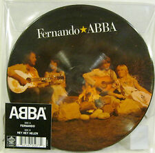 "ABBA ""FERNANDO""  7' reissue picture disc sealed"