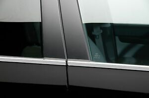 Chrome Trim Window Accent - Fits Kia Sorento 2011-2015 11 12 13 14 15