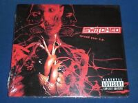 Spread Your E.P. Switched~SEALED~2001 Nu Metal EP CD~FAST SHIPPING!!!
