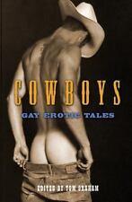 New, Cowboys: Gay Erotic Tales, , Book