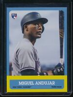 2018 Topps Throwback Thursday Miguel Andujar RC Card #180 Rookie SP