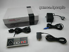 Nes/Nintendo Entertainment System consola + original Controller, electricidad cable &
