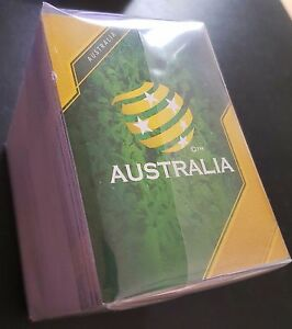 2015/16 Tap N Play FFA & A-League Complete 200 Card Base Common Set
