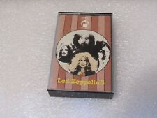 Led Zeppelin 3 III Cassette Tape Saudi Arabia Military Limited Edition RARE GC