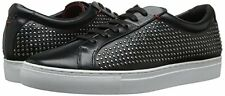 NEW Hugo Boss Men's Fulteno Fashion Sneakers - Black - Size: 9