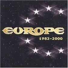 """EUROPE """"1982-2000"""" CD NEUWARE!!!!!!!!!!!!!"""