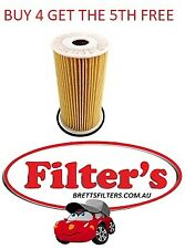 OIL FILTER CHRYSLER GRAND VOYAGER 2.8L RT ENS RT KW120 JAN 07-