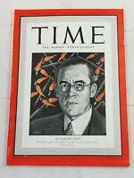 Time Magazine April 13, 1942- Sir Stafford Cripps