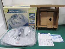 Dreamcast -- ASCII MISSION STICK ASC-1305 boxed -- JAPAN. work. JAPAN. 24977