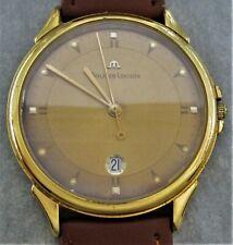 Maurice Lacroix Armbanduhr,Saphirglas,Datumsanzeige,Uhr läuft,Batterie ist neu,