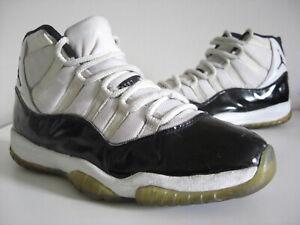 1995 Nike Air Jordan 11 XI OG Vintage Concord 130245-101 US 11 EUR 45 Rar