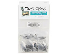 TSK-RC10VINTAGE Tonys Screws Team Associated RC10 Gold Tub Screw Kit