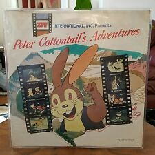 PETER COTTONTAIL ADVENTURES-ZIV INTERNATIONAL-Z-1005-LP-c1980-SEALED-RARE-MINT