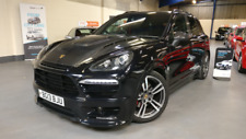PORSCHE CAYENNE S 4.2 D DIESEL V8 958 HAMANN CUSTOM BODY KIT TECHART £45K EXTRAS