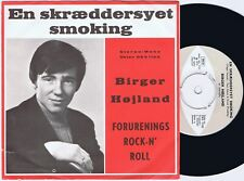 BIRGER HØJLAND Danish 45PS 1970 Paul Simon/Bruce Woodley / Giovanni Falladrino