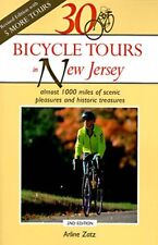 30 Bicycle Tours in New Jersey: Almost 1,000 Miles