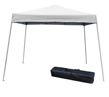 Impact 040000001 Canopy Tent, Instant Slant Leg Portable Shade Tent with