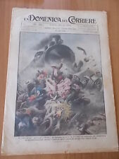 DOMENICA del CORRIERE 29/1925 Dirigibile Numero 2, De Pinedo, Amundsen, Sappada