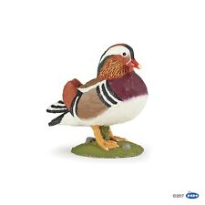MANDARIN DUCK 51166 ~ New for 2017! FREE SHIP/USA w/ $25.+ Papo Items