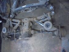 bmw z3 1.9 wide body rear axle with 3.38 ratio diff from 2000