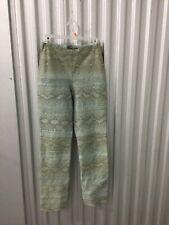 Vintage Gianni Versace Couture Blue Python Pants Rare