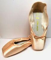 Bloch Serenade Pointe Shoe Womens sizes 5½--6½  131L-Euro-Pink