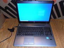 HP ProBook 4540s, D8C12UT, Core I5 2.6GHz 500GB HDD, 4GB RAM, NEEDS BATTERY