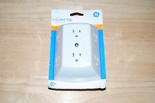 GE/RCA JASHEP50759W 6-Grounded Outlet In-Wall Adapter With Free Shipping