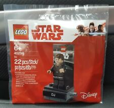 LEGO Star Wars 40298 Polybag - DJ Code Breaker minifigure *BRAND NEW* sw903