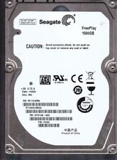 Seagate ST1500LM003 Pn: 9yh148-552 Sw : Cc9g Wu W11 1.5tb Sata Disco Duro de 2.5