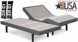 *NEW 2020 SPLIT KING SCAPE 2.0 MODEL ADJUSTABLE BED BY LEGGETT & PLATT