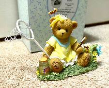 2006 Cherished Teddies Rona Chase Your Dreams Butterfly Catcher 4007744
