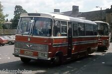Weardale TNB446K Stanhope 1982 Bus Photo