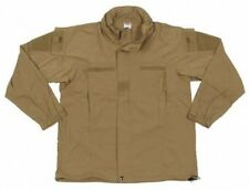 US PCU Combat Outdoor Soft Shell Jacke Jacket Coyote tan Level 5  Small