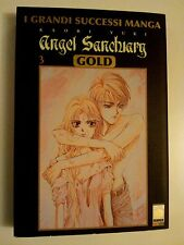 Angel Sanchiara Gold n° 03 di Kaori Yuki -Sconto 40%-  Ed. Panini Comics
