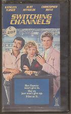 VHS Movie Switching Channels Burt Reynolds Kathleen Turner Original English