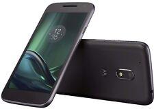 MOTOROLA Moto G4 Play XT1604 -16 GB 4 G Sbloccato ~ ~ Senza Sim Smartphone Nero Regno Unito