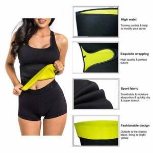 Slimming Hot Belt Waist Shaper Hot Body Slim Shaper Slimming Belt Free Size UK