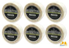 "Ultra Hold Bonding Tape Roll 1"" x 3 yds WALKER lace wig hairpiece - 6 rolls"