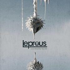 LEPROUS - LIVE AT ROCKEFELLER MUSIC HALL  2 CD NEU
