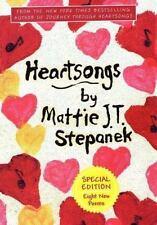 NEW - Heartsongs by Stepanek, Mattie J. T.
